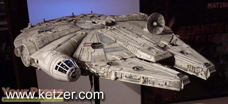 Star Wars  The Empire Strikes Back made from scratch model   miniature