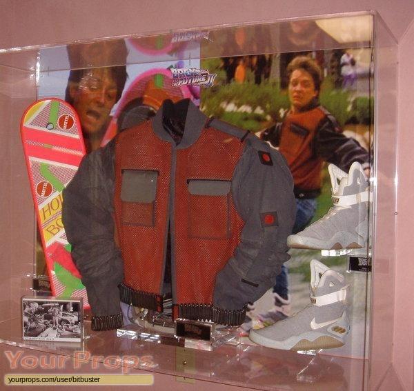 Back To The Future 2 original movie costume