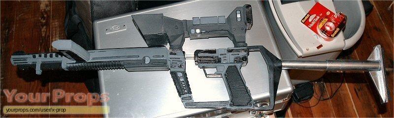 V original movie prop weapon