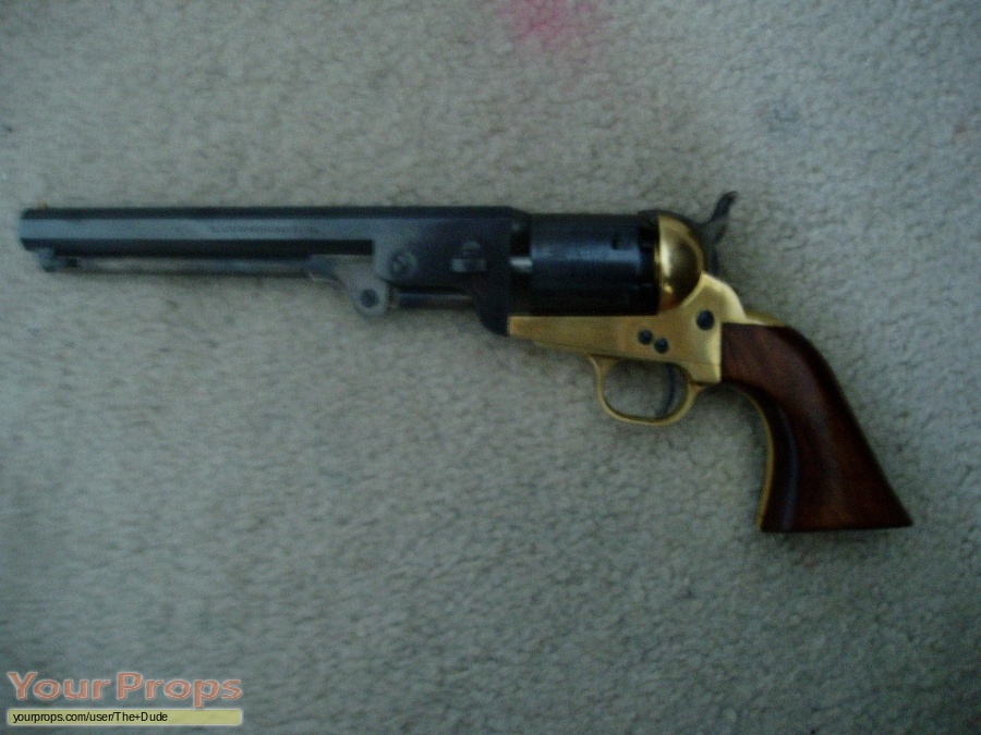 The Good  The Bad and The Ugly replica movie prop weapon