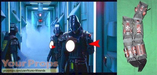 The Fifth Element (5th) original movie costume