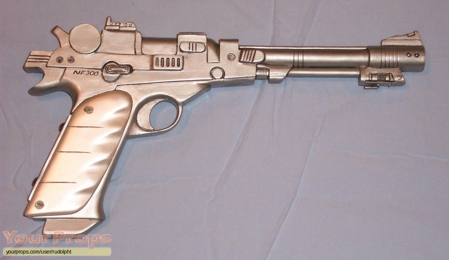 Nick Fury  Agent of Shield replica movie prop weapon