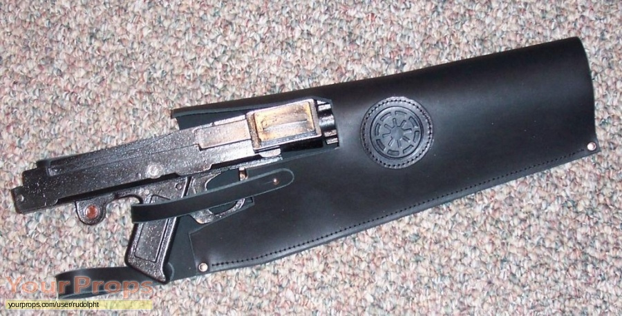 Star Wars Prequel Trilogy replica movie prop weapon