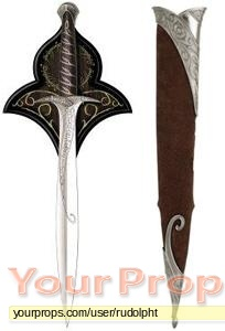 Lord of The Rings  The Fellowship of the Ring United Cutlery movie prop weapon