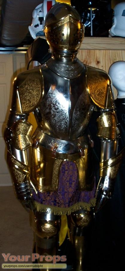 Excalibur replica movie costume