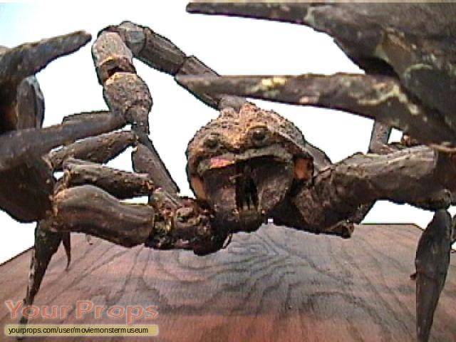 The Black Scorpion original movie prop