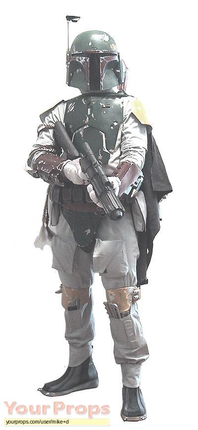 Star Wars: Return Of The Jedi Boba Fett Costume replica ...