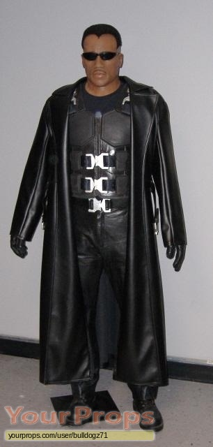 Blade replica movie costume