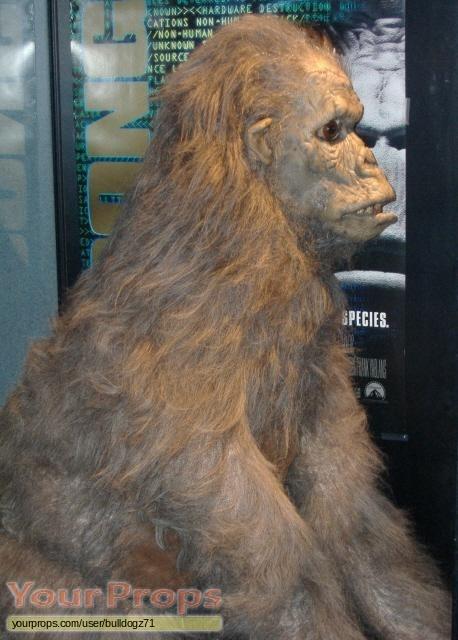 Congo original movie costume