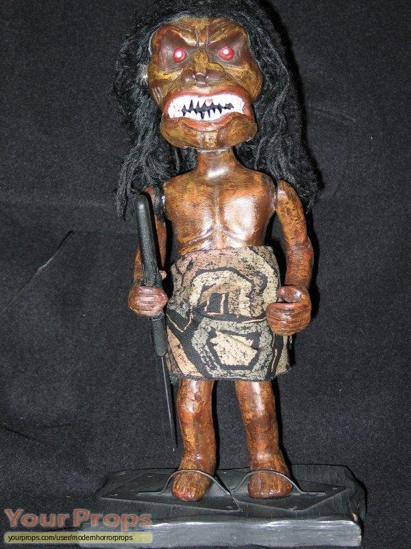 Trilogy of Terror II original movie prop
