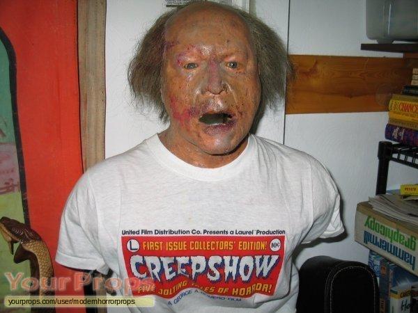 Creepshow original movie prop