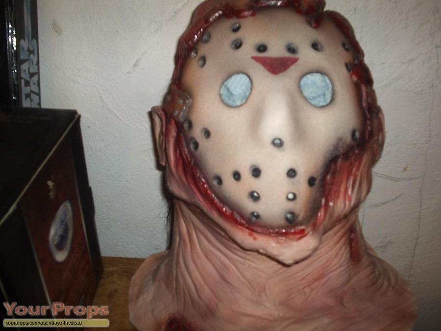 Jason Goes to Hell  The Final Friday replica movie prop