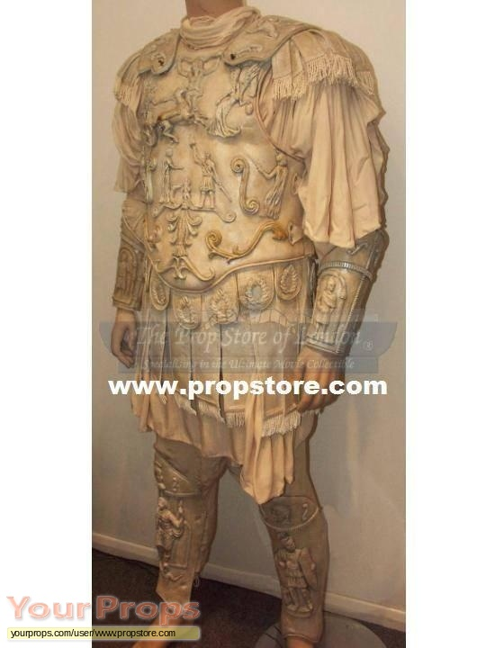 Gladiator original movie costume