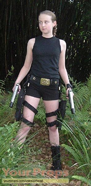 Tomb Raider  Lara Croft  replica movie costume