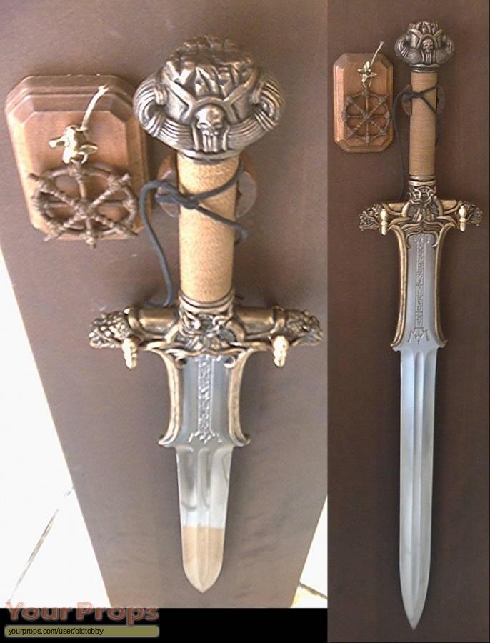 Conan the Barbarian replica movie prop weapon