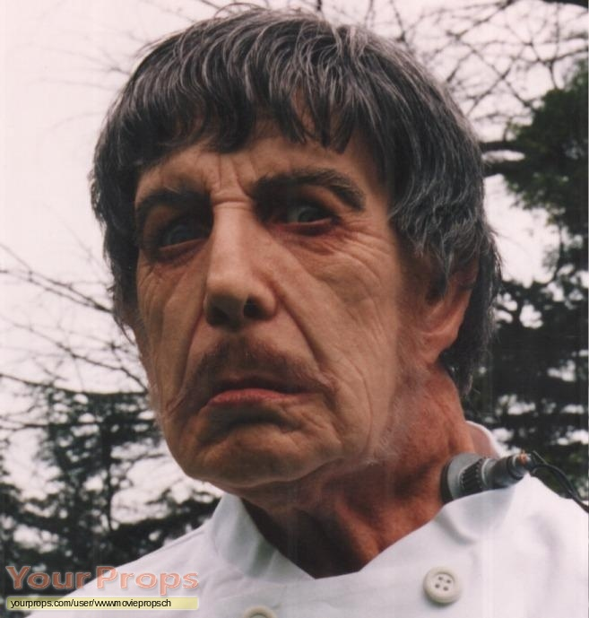 The Abominable Dr  Phibes replica movie prop