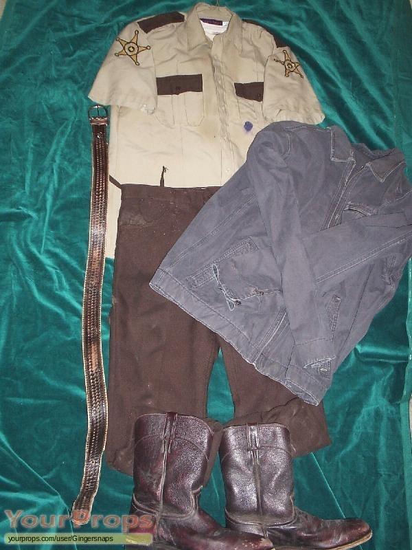 The Texas Chainsaw Massacre original movie costume