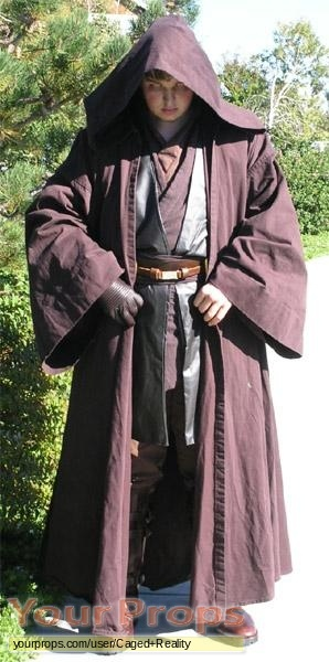 Star Wars  Revenge Of The Sith replica movie costume
