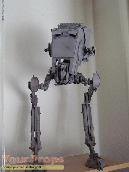 Star Wars  Return Of The Jedi replica model   miniature