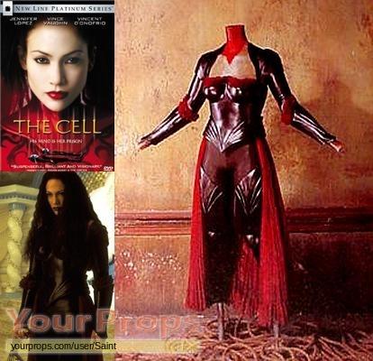 The Cell original movie costume