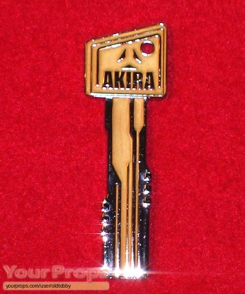 Akira replica movie prop