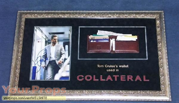 Collateral original movie prop