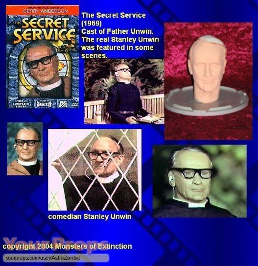 The Secret Service replica movie prop