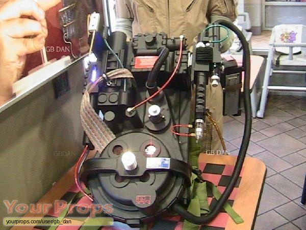 Ghostbusters 2 Ghostbusters 2 Replica Proton Pack Replica Movie Prop