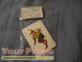 Batman Begins Joker Card Batman Begins Joker Ca...