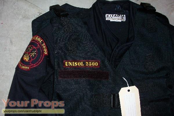 Universal Soldier original movie costume