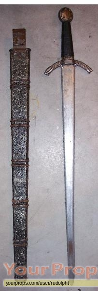 Knights Of The Round Table Swords.Knights Of The Round Table Hero Sword Sheath Original Prop Weapon
