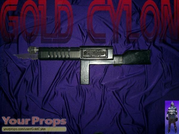 Battlestar Galactica original movie prop weapon