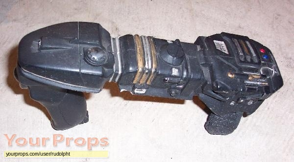 Osiris Chronicles (The Warlord  Battle for the Galaxy) original movie prop