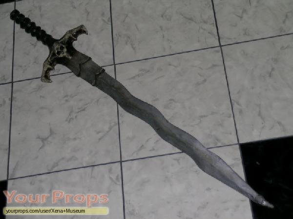 Hercules  The Legendary Journeys original movie prop weapon