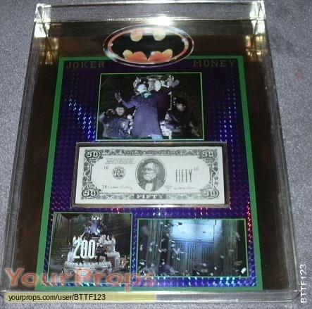 Batman The JOKER'S PRO...