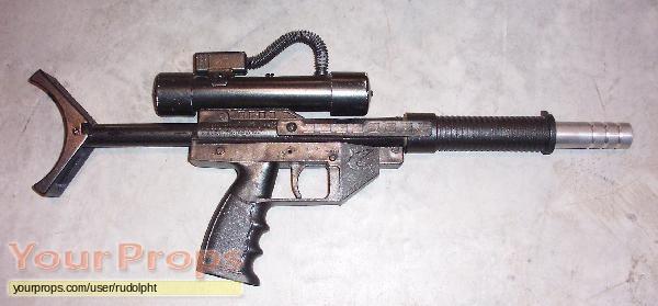SeaQuest DSV original movie prop weapon