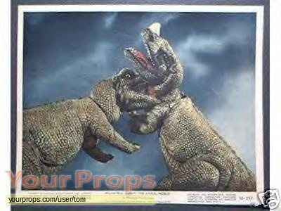 The Animal World original movie prop