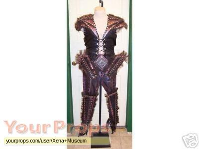 Young Hercules original movie costume