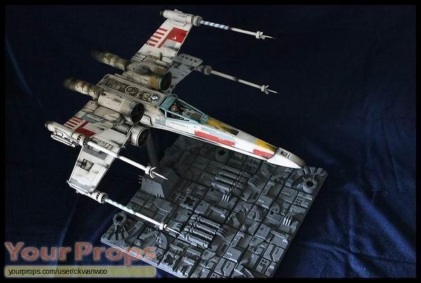 Star Wars  A New Hope replica model   miniature