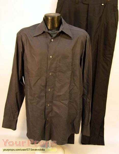 Spy Kids 3-D Game Over original movie costume & Spy Kids 3-D: Game Over Donnagon Giggles (Mike Judge) Wardrobe ...