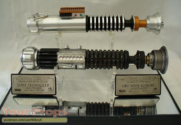 Star Wars  Return Of The Jedi Master Replicas movie prop weapon