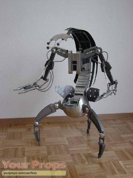 Star Wars  The Phantom Menace scaled scratch-built movie prop