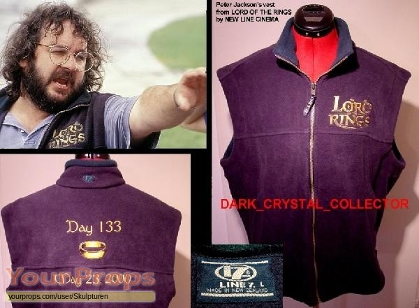 Lord of The Rings  The Fellowship of the Ring original movie costume