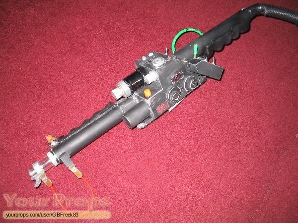 Ghostbusters 2 replica movie prop
