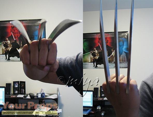 X-Men replica movie prop weapon