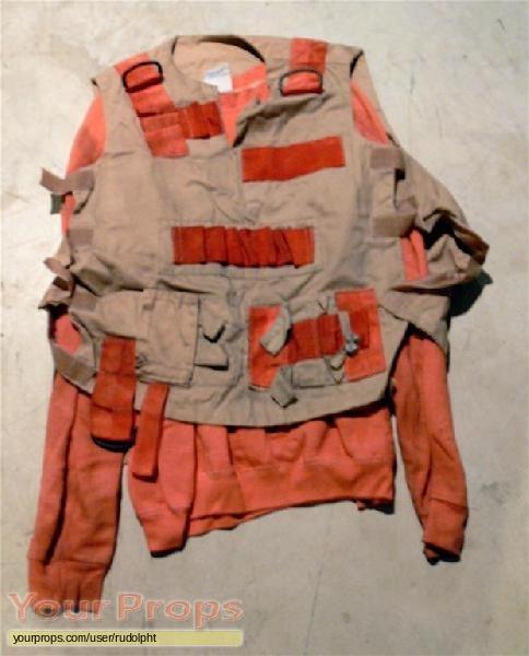 Wing Commander original movie costume
