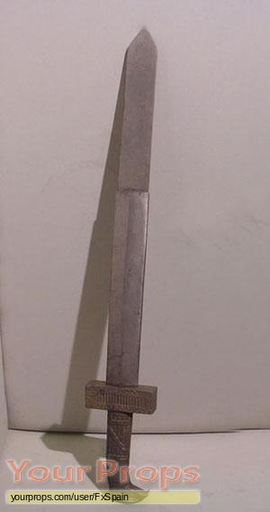 The Fall of the Roman Empire original movie prop weapon