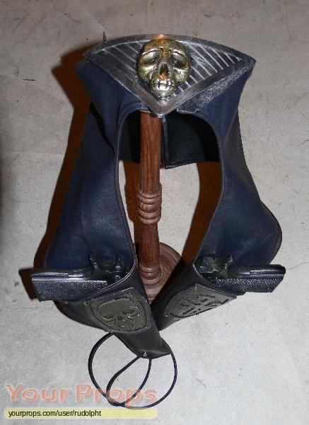The Phantom replica movie prop weapon