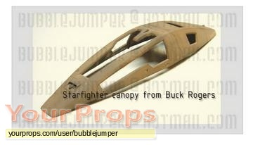 Buck Rogers in the 25th Century original model   miniature