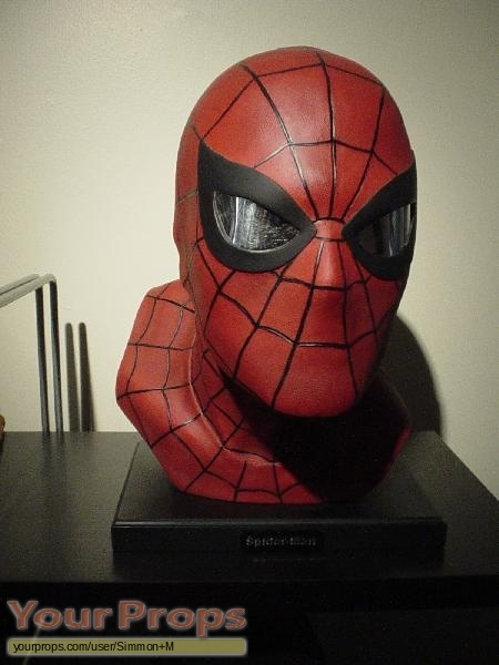 Spider-Man replica movie prop
